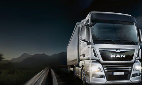 man-truck
